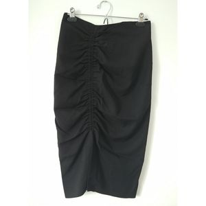 NWT Rushed Pencil Skirt